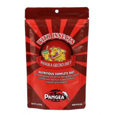 Mit Insekten - Pangea Gecko Diet